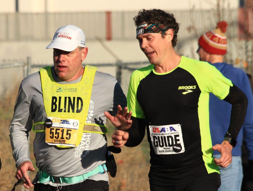 Program - Blinded Veterans Run