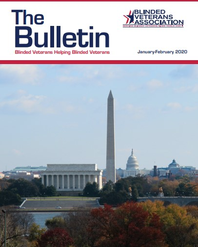 Cover of the Bulletin for January-February 2020