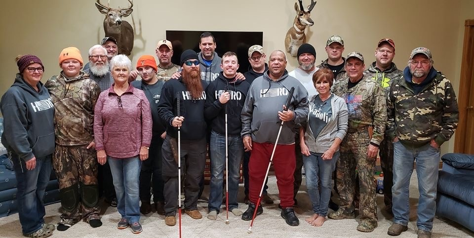 Photo of Heroes of New Hope Deer Hunt
